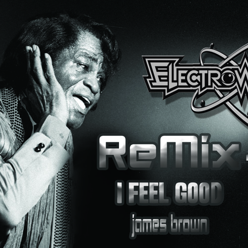 James Brown - I Got You (I Feel Good) Remix ElectrowaveZ 2012