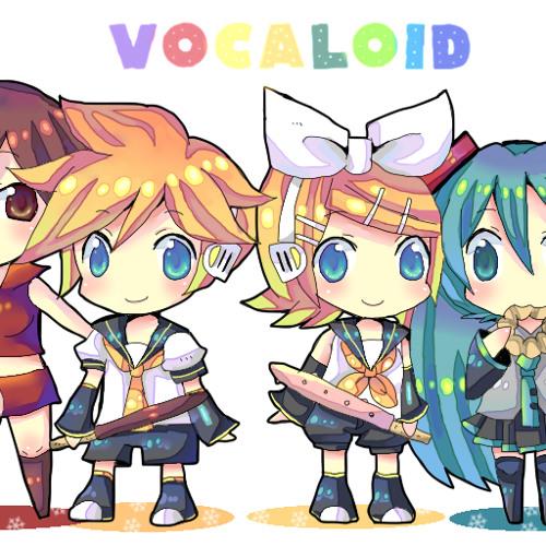 (vocaloid2) kagamine rin and len - levan polkka
