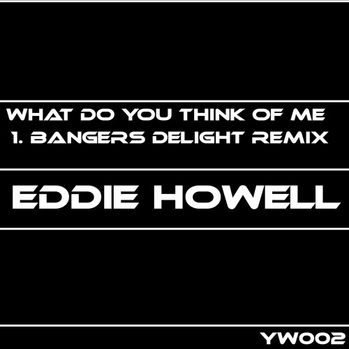 Eddie Howell - What Do You Think (Bangers Delight Remix)