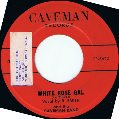 White Rose Gal - R Smith & The Caveman Band (Caveman #1)