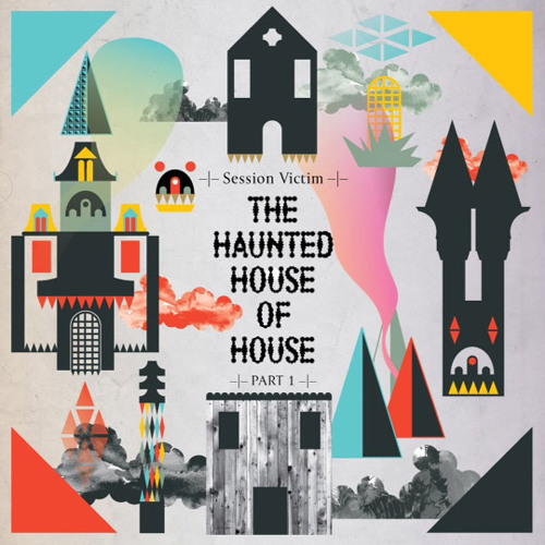 Session Victim - the haunted house of house LP (Trailer) - Delusions of Grandeur