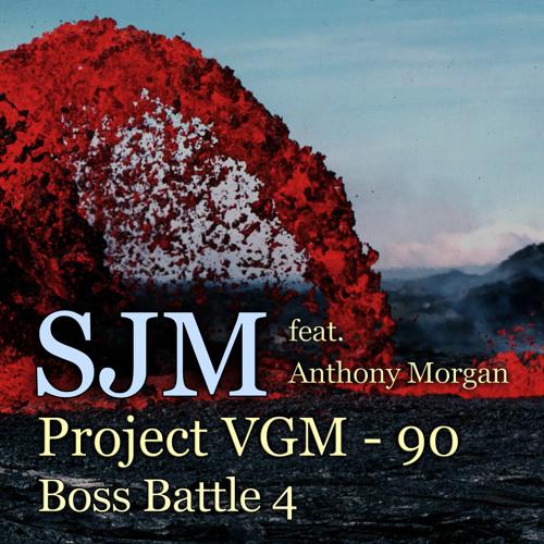 "Project VGM - 90 - ""Boss Battle 4"" (SJMmusic / Sebastian Mielke feat. Anthony Morgan)"