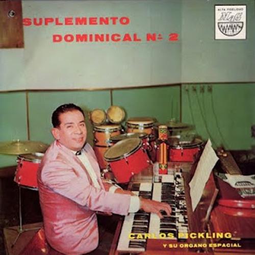 Carlos Pickling Y Su Organo Espacial - Cascarita (Lokollo-we love the original-beat&groove-edit)