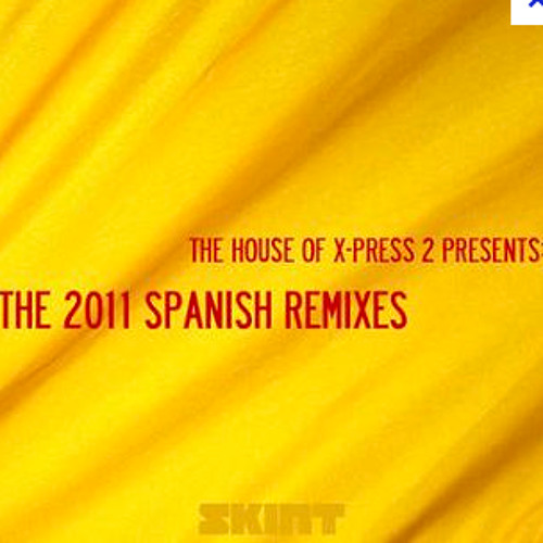 X-Press 2 - Lazy feat David Byrne (Edu Imbernon rmx) [SKINT]