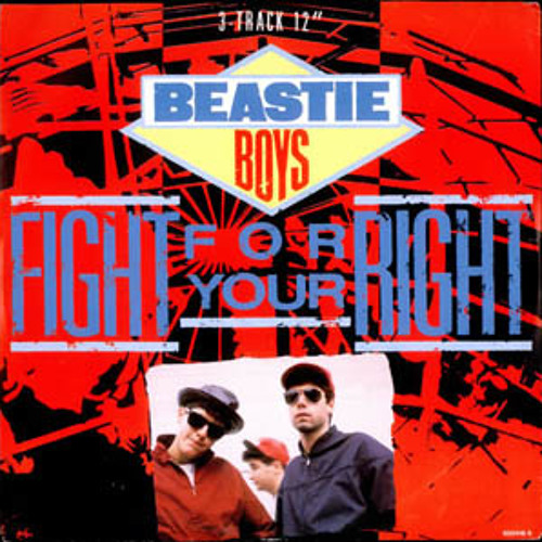 Beastie Boys - Fight for your right (Rubber Spanner remix) [FREE DLD] - RIP Adam Yauch aka MCA