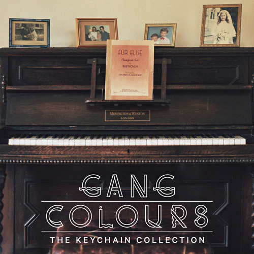 Gang Colours - The Keychain Collection // Album Teaser