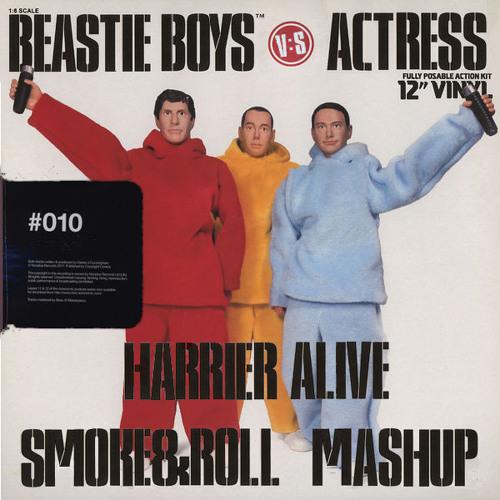 Beastie Boys vs. Actress - Harrier Alive (Smoke&Roll Mash Mix)