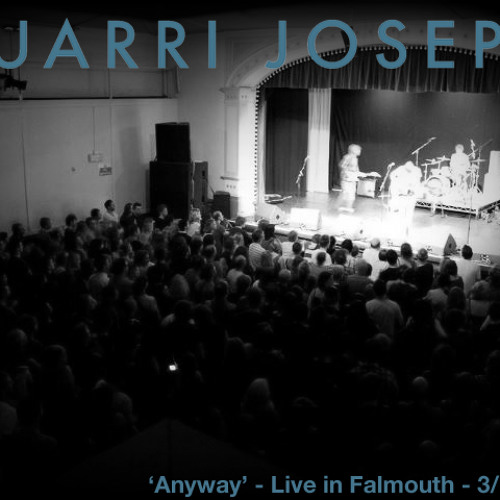 Ruarri Joseph - Anyway (Live in Falmouth, December 2011)