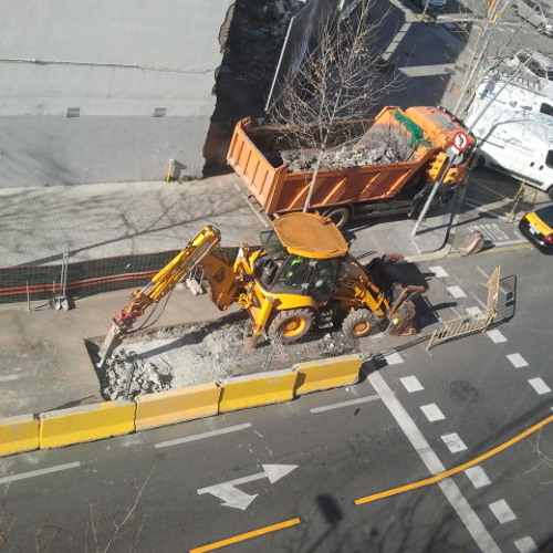 Construction At The Office
