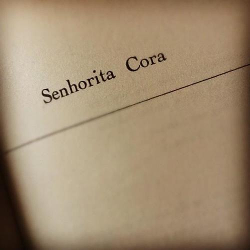 Senhorita Cora