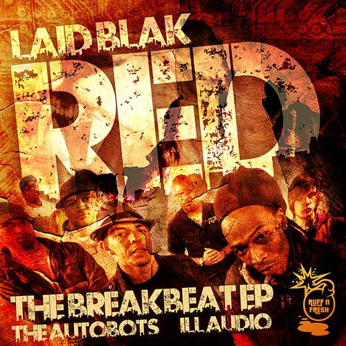 iLL AUDiO (Remix) _ Red _ Laid Blak