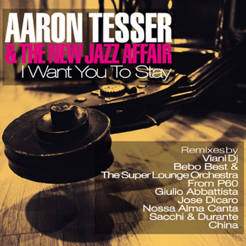 Aaron Tesser - I Want You To Stay (Jose Dicaro Rmx) [IRMA Records] Preview 96Kbps
