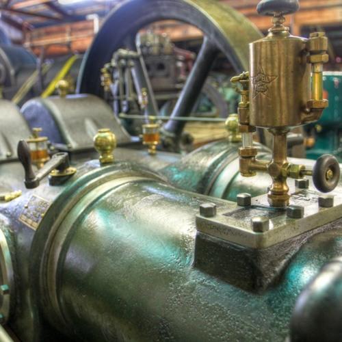 REA 009 ANTIQUE ENGINES PREVIEW