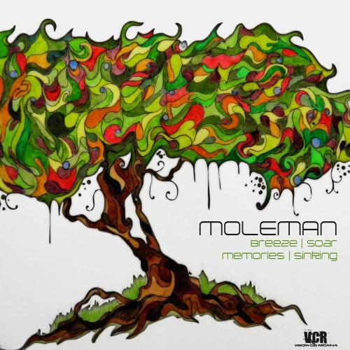 Moleman - Sinking [FULL]
