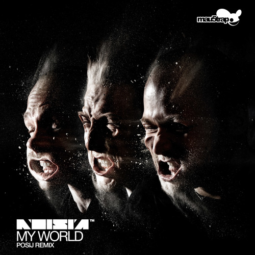 Noisia - My World ft. Giovanca (Posij Remix)
