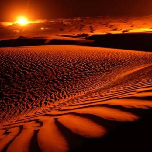 Desert My Soul At Dawn (#160)