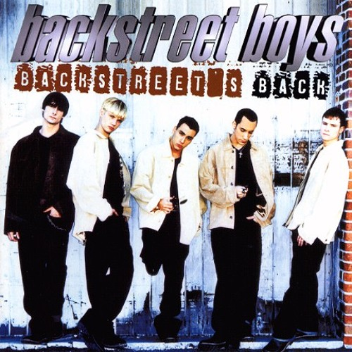 Backstreet Boys - Backstreet's Back - All I Have to Give (The Conversation Mix)