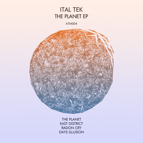 Ital Tek - The Planet EP - Promo Mix - Out March 19th (ATM004)