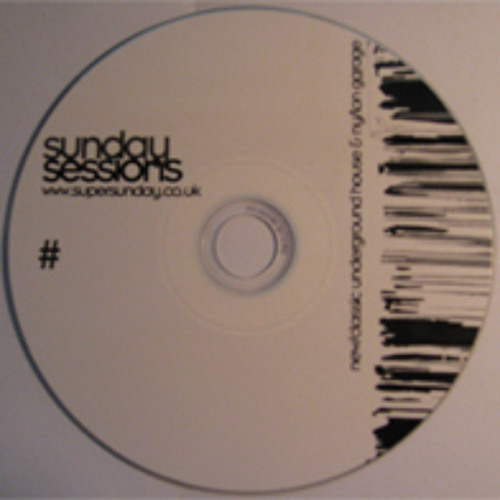 Sunday Session 50 (Mixed by Undertone in 2007 - www.supersunday.co.uk)