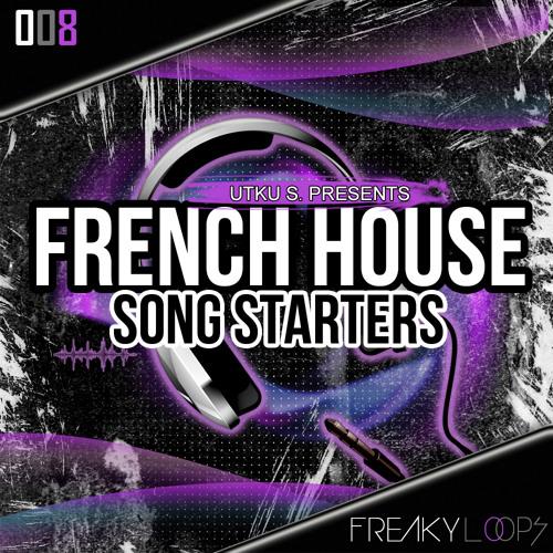 FL008 - French House Songstarters Sample Pack Demo