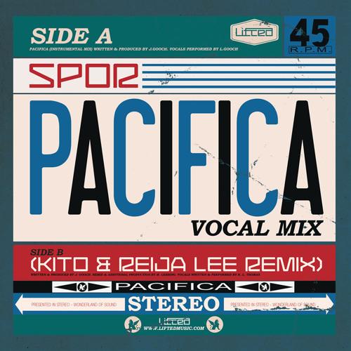 Spor - Pacifica (Vocal Mixes)