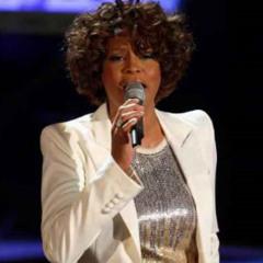 Whitney Houston - I look to you - live