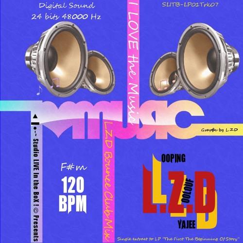 L.Z.D Feat. Kareem - I Love Music (L.Z.D Bounce Club Mix)