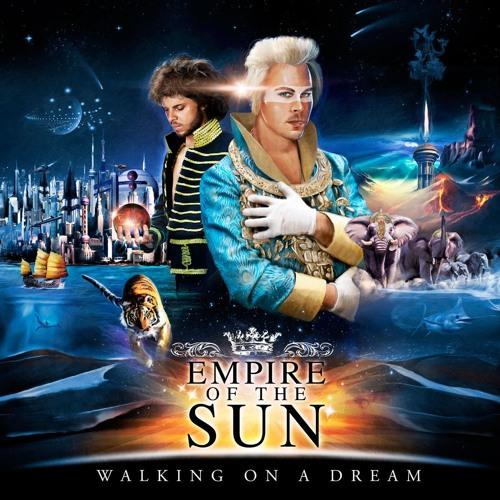 Empire of the Sun - Walking on a Dream (Humen Nature Remix)