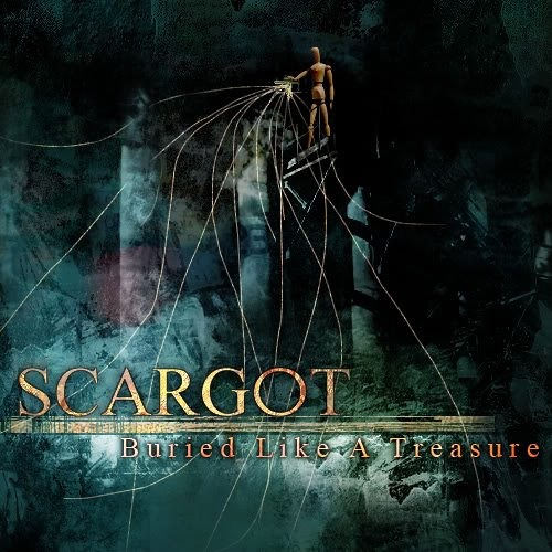 SCARGOT Buried Like A Treasure EP 2011