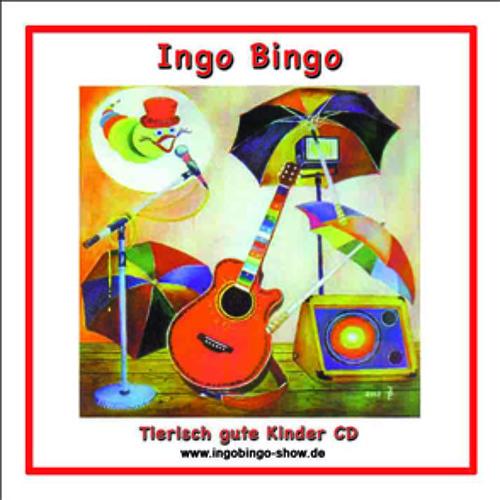 IngoBingo Tierisch gute Kinder CD