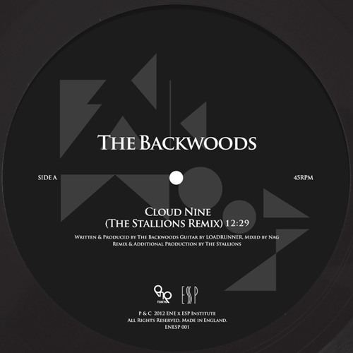 [ENESP001] THE BACKWOODS - The Stallions & Cos/Mes Remixes