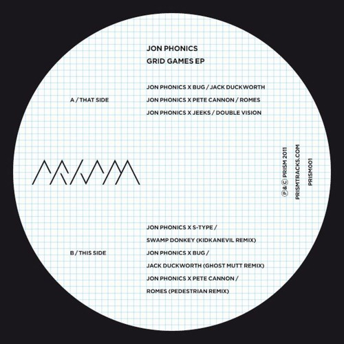 Jon Phonics X S-Type - Swamp Donkey (Taken from Grid Games EP)