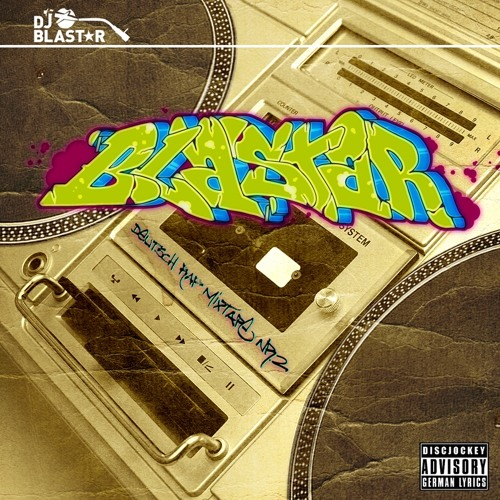 DJ Blastar - Deutsch Rap Tape No2