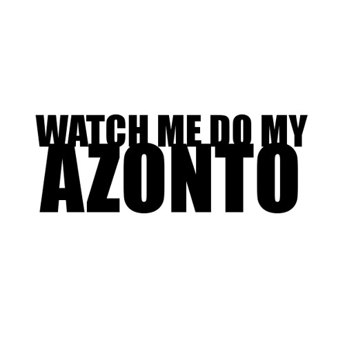 Watch Me Do My Azonto