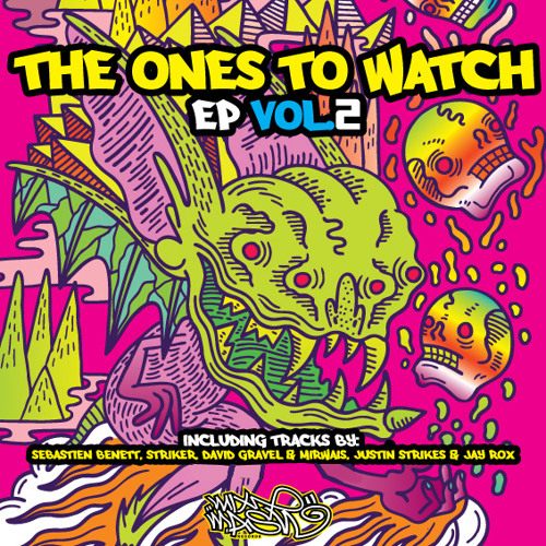 The Ones To Watch EP Vol. 2 // Justin Strikes and Jay Rox - Euphoria (Original Mix)