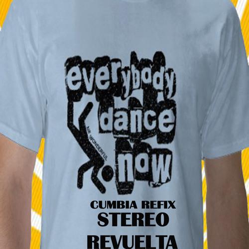 EVERYBODY DANCE NOW (CUMBIA REFIX)