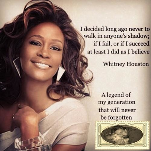 Whitney Houston - Greatest Love Of All (Live)