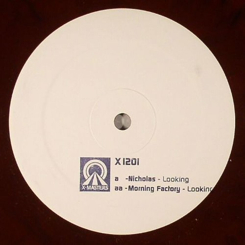 Morning Factory - Looking - X Masters 1201 (split EP with Nicholas on unofficial Clone sublabel)
