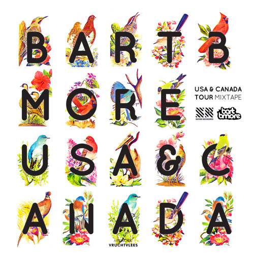 Bart B More Feb '12 USA & Canada Tour Mixtape