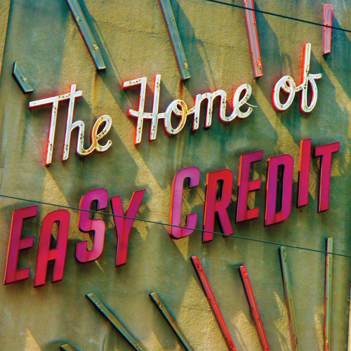 "The Home of Easy Credit ""The Feast of the Meal Replacement Bars"""