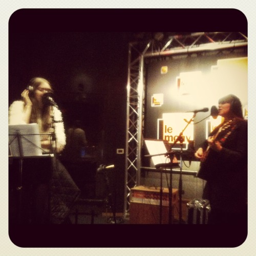 FIRST AID KIT - Dancing Barefoot (Patti Smith cover) (LLP Mouv' session)