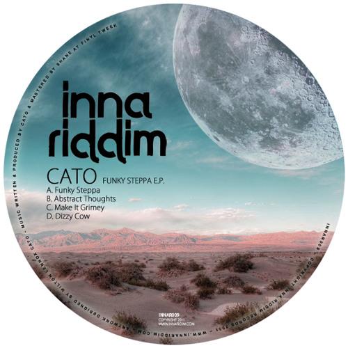 Cato - Funky Steppa EP [ INNAR009 ]