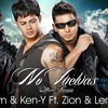 No Vuelvas (Remix) - Rakim y Ken-Y, Zion y Lennox Portada del disco