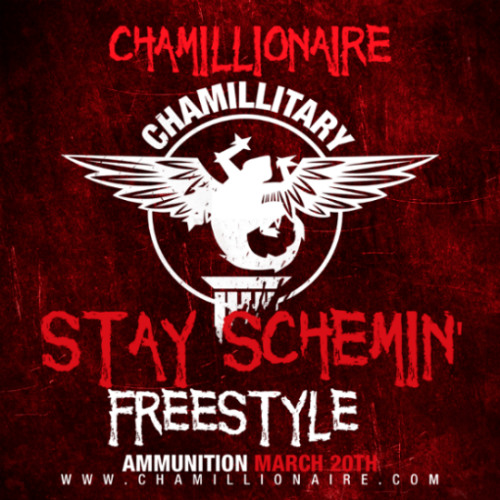 Chamillionaire - Stay Schemin Freestye