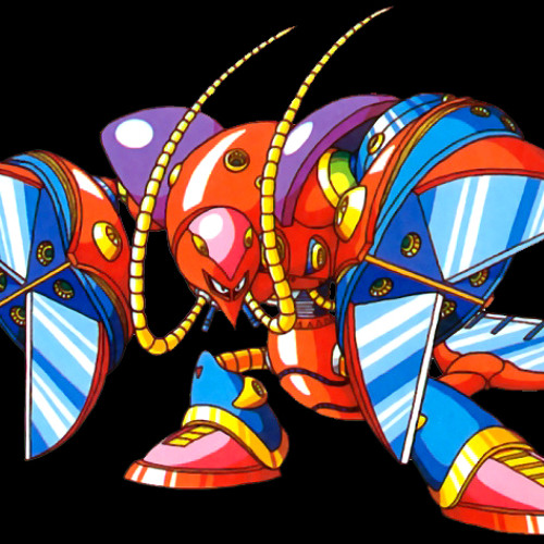 Mega Man X3 - Crush Crawfish Stage by Fernando Baruni   Free