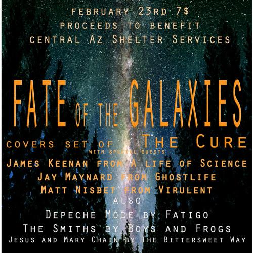 Burn - Fate of the Galaxies