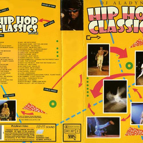 Dj Aladyn in V.H.S-Hip Hop Classics part.2