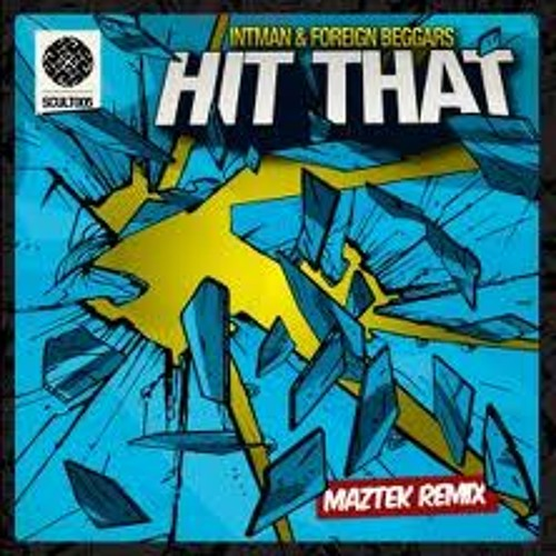 Intiman - Hit That feat Foreign Beggars (Calvertron Remix) CLIP