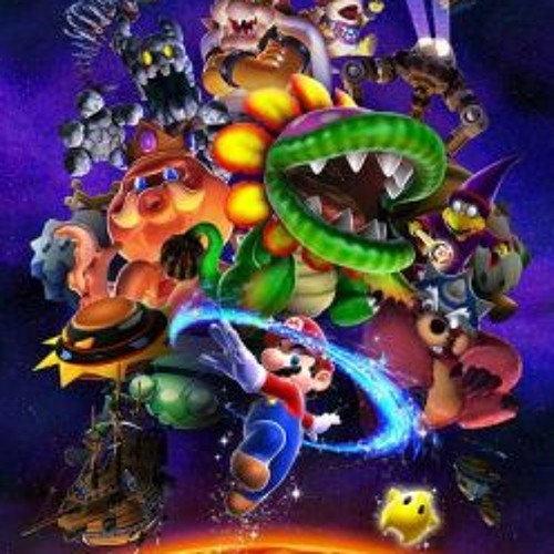 Super Mario Galaxy Bowser Battle: Chorus Recording