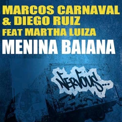 Minina Baiana- Donny Marano Remix